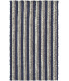 RugStudio presents Surya Country Jutes CTJ-2027 Blue/Gray Sisal/Seagrass/Jute Area Rug