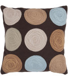 RugStudio presents Surya Pillows CW-057 Chocolate