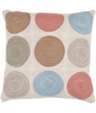 RugStudio presents Surya Pillows CW-059 Tan