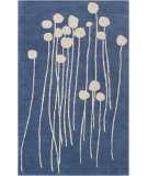 RugStudio presents Surya Decorativa Dcr-4004 Cobalt Hand-Tufted, Good Quality Area Rug