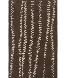 RugStudio presents Surya Decorativa Dcr-4007 Chocolate Hand-Tufted, Good Quality Area Rug