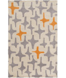 RugStudio presents Surya Decorativa Dcr-4020 Gray Hand-Tufted, Good Quality Area Rug