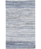 RugStudio presents Surya Denim DNM-1001 Blue Rag Area Rug