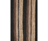 RugStudio presents Surya Dominican DOC-1025 Jet Black Woven Area Rug