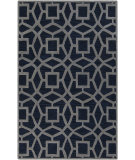 RugStudio presents Surya Dream DST-1169 Midnight Blue Hand-Tufted, Good Quality Area Rug