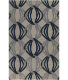 RugStudio presents Rugstudio Sample Sale 88170R Light Gray Hand-Tufted, Good Quality Area Rug