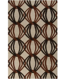 RugStudio presents Surya Dream DST-1176 Parchment Hand-Tufted, Good Quality Area Rug