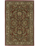 RugStudio presents Surya Dream Dst-20 Red / Cream Hand-Tufted, Good Quality Area Rug