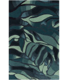 RugStudio presents Surya Destinations DTN-52 Midnight Blue Hand-Tufted, Good Quality Area Rug