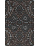 RugStudio presents Surya Destinations DTN-54 Charcoal Gray Hand-Tufted, Good Quality Area Rug