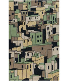 RugStudio presents Surya Destinations DTN-60 Midnight Blue Hand-Tufted, Good Quality Area Rug