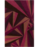 RugStudio presents Surya Destinations DTN-64 Raspberry Sorbet Hand-Tufted, Good Quality Area Rug