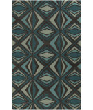 RugStudio presents Surya Destinations DTN-67 Charcoal Gray Hand-Tufted, Good Quality Area Rug