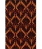 RugStudio presents Rugstudio Sample Sale 88155R Russet Hand-Tufted, Good Quality Area Rug