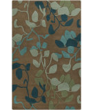 RugStudio presents Surya Destinations DTN-76 Tan Hand-Tufted, Good Quality Area Rug