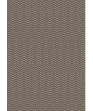 RugStudio presents Surya Elements ELT-1018 Charcoal Flat-Woven Area Rug