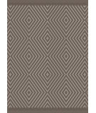 RugStudio presents Surya Elements ELT-1019 Charcoal Flat-Woven Area Rug