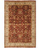 RugStudio presents Surya Empress Ems-7002 Burgundy Hand-Knotted, Good Quality Area Rug