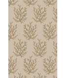 RugStudio presents Surya Escape ESP-3115 Neutral / Green Area Rug