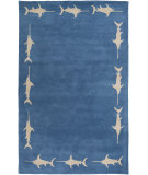 RugStudio presents Surya Escape Esp-3118 Cobalt Hand-Tufted, Good Quality Area Rug