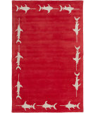 RugStudio presents Surya Escape Esp-3119 Cherry Hand-Tufted, Good Quality Area Rug