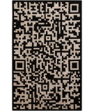 RugStudio presents Surya Essence ESS-7688 Black Hand-Tufted, Good Quality Area Rug