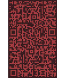 RugStudio presents Surya Essence ESS-7694 Red / Violet (purple) Area Rug