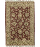 RugStudio presents Surya Estate Est-10500 Brown Clay Hand-Knotted, Good Quality Area Rug