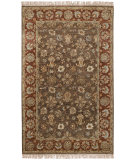 RugStudio presents Surya Estate Est-10506 Brown Hand-Knotted, Good Quality Area Rug