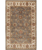 RugStudio presents Surya Estate Est-10566 Wenge Hand-Knotted, Good Quality Area Rug