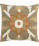 RugStudio presents Surya Pillows FA-010 Olive