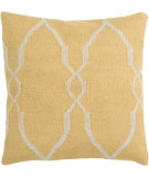 RugStudio presents Surya Pillows FA-017 Yellow