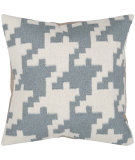RugStudio presents Surya Pillows FA-027 Ivory/Slate