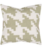 RugStudio presents Surya Pillows FA-028 Olive/Beige