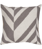 RugStudio presents Surya Pillows FA-035 Gray