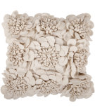 RugStudio presents Surya Pillows FA-069 Beige