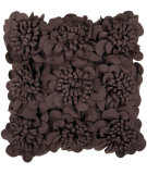 RugStudio presents Surya Pillows FA-071 Black