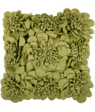 RugStudio presents Surya Pillows FA-076 Olive