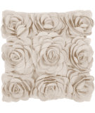 RugStudio presents Surya Pillows FA-080 Beige