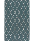 RugStudio presents Surya Fallon FAL-1007 Turquoise Woven Area Rug