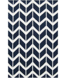 RugStudio presents Rugstudio Sample Sale 56662R Blue Woven Area Rug