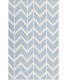 RugStudio presents Surya Fallon Fal-1070 Winter Sky Blue Woven Area Rug
