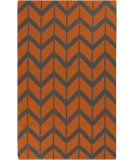 RugStudio presents Surya Fallon FAL-1089 Burnt Orange Woven Area Rug