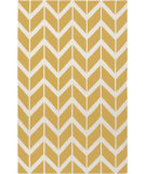 RugStudio presents Surya Fallon FAL-1092 Golden Yellow Woven Area Rug