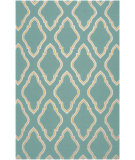 RugStudio presents Surya Fallon FAL-1097 Dark Robin's Egg Blue Woven Area Rug