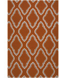 RugStudio presents Surya Fallon FAL-1098 Burnt Orange Woven Area Rug