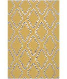 RugStudio presents Rugstudio Sample Sale 88296R Quince Yellow Woven Area Rug
