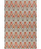 RugStudio presents Surya Fallon FAL-1103 Orange-Red Woven Area Rug