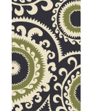 RugStudio presents Surya Fallon FAL-1116 Neutral / Blue / Green Area Rug
