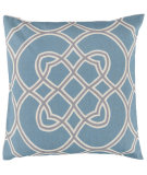 RugStudio presents Surya Pillows FF-005 Teal